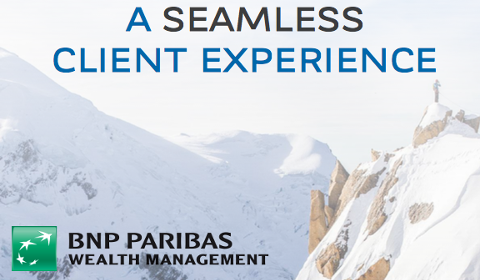 A seamless client experience - BNP Paribas Wealth Management