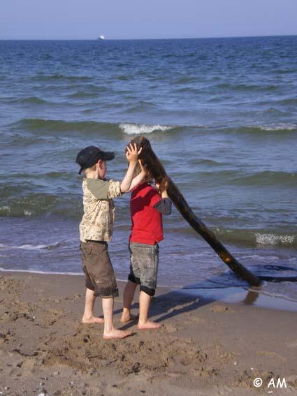 trolljente: Die Ostsee rief