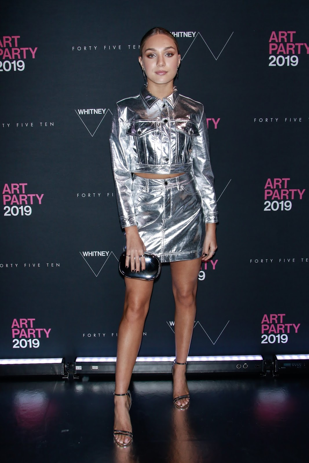 Maddie Ziegler - Whitney Art Party in New York - 01/29/2019