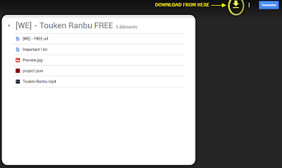 Download Touken Ranbu (MikuMikuDance) Wallpaper Engine FREE