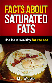 facts about saturated fats on Kindle amazon