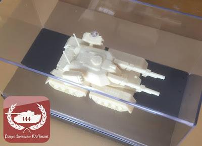 1/144 Tank
