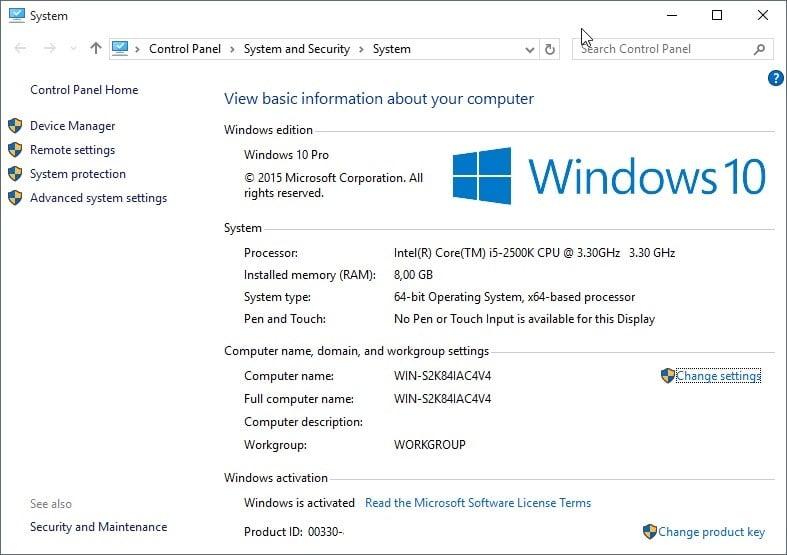 cara melihat product key windows 8 original