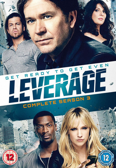 Leverage 2010: Season 3 - Full (16/16)