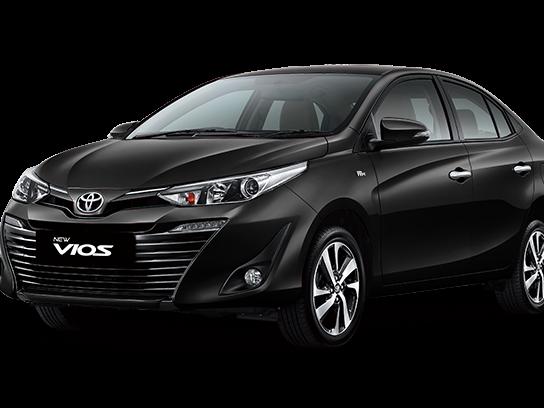 Inilah Wajah Baru Toyota Vios, Makin Elegan dan Dinamis