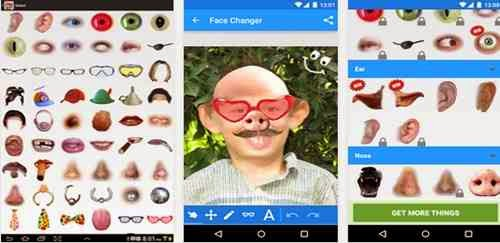 Aplikasi Android Untuk Edit Wajah