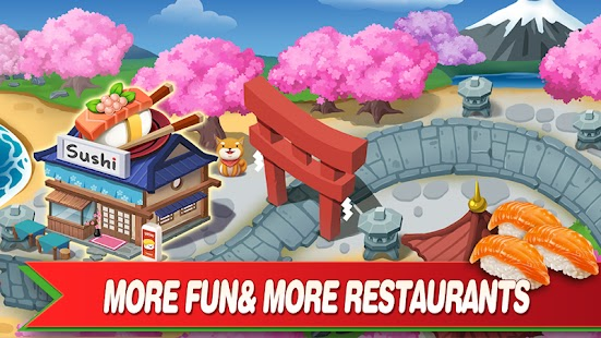 Happy Cooking 2: Summer Journey Apk+Data Free on Android Game Download