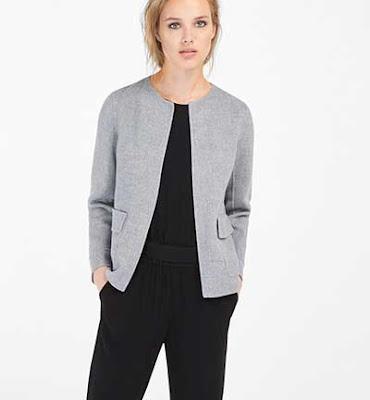 e69824b685d44 Massimo Dutti'den 2016 sonbahar kış kadın ceket koleksiyonundan seçtiğim  diğer modeller geliyor şimdi: