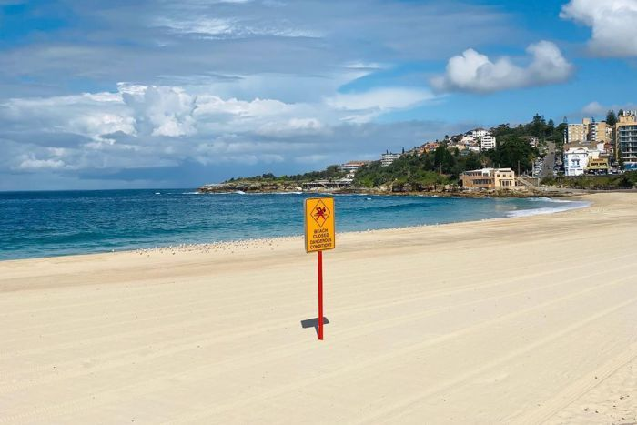 Coronavirus Three Sydney beaches re open for exercise
