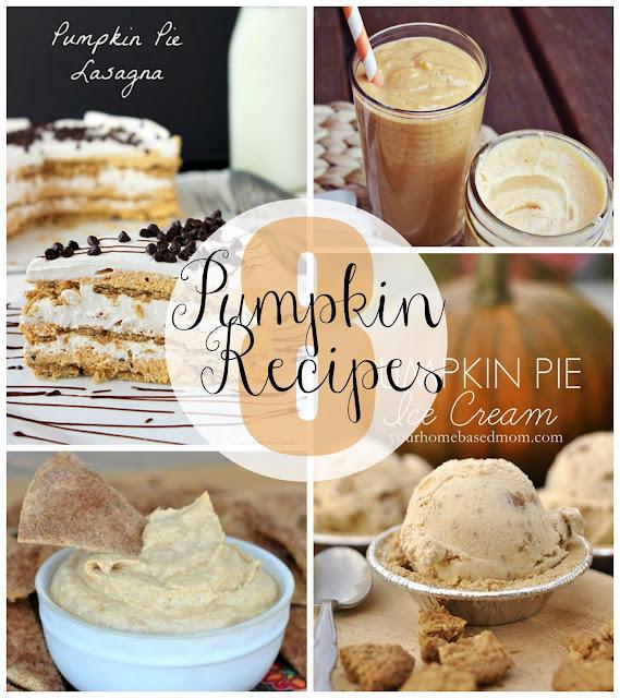 Pumpkin Pie Dessert Lasagna: EAT+SLEEP+MAKE: 8 Pumpkin Recipes For Fall