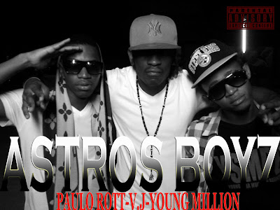 Astros Boyz - Promo (Mix Tape)