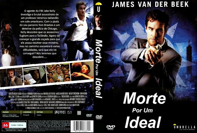 Capa DVD Morte Por Um Ideal