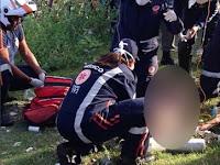 Adolescente sofre tiro na cabeça após ter pés e mãos amarrados por bandidos