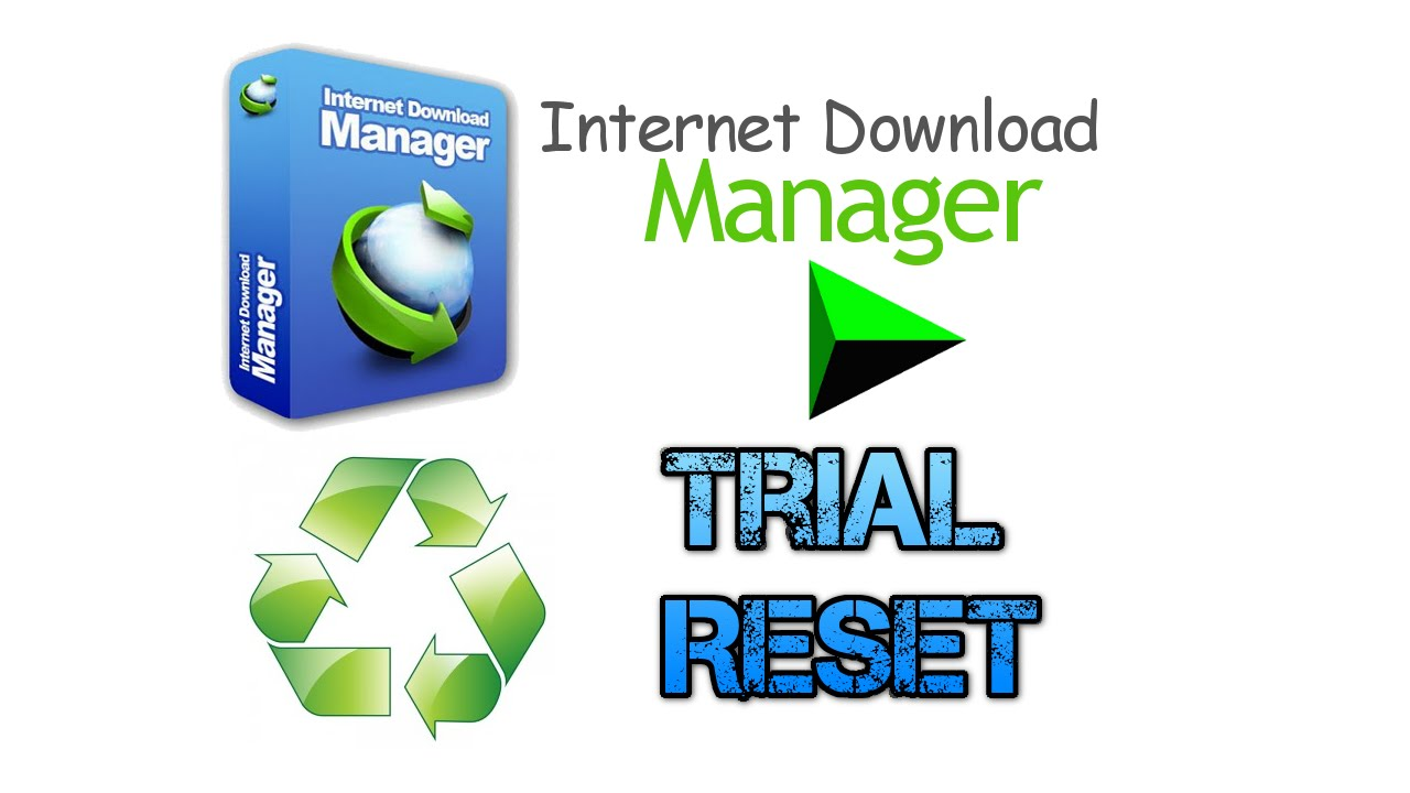 Idm Trial Reset exe