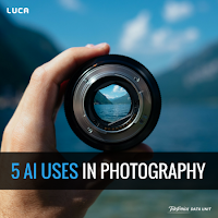5 Uses of AI in Photography.