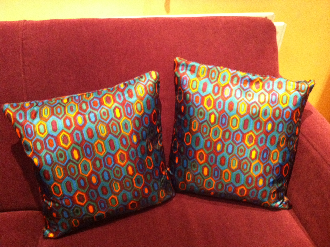 Retro Cushions Tales Of Mrs H Retro Cushions