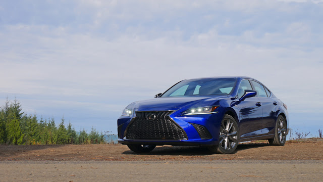 2019 Lexus ES 350 F Sport Quick Spin Review | Yet another Lexus surprise