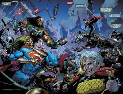 Apokolips tiene un nuevo dueño en DC Comics