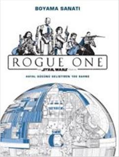Disney Star Wars Rogue One Boyama Kitabı