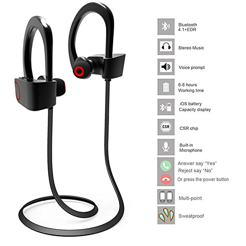 Top Bluetooth headset with the mic in India under 2000
