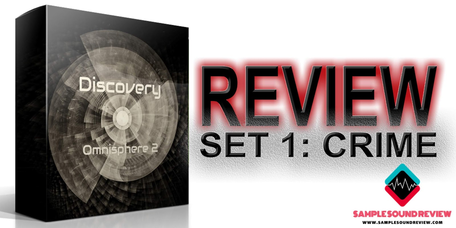 SAMPLE SOUND REVIEW: REVIEW: DISCOVERY: CRIME Omnisphere 2 Soundset