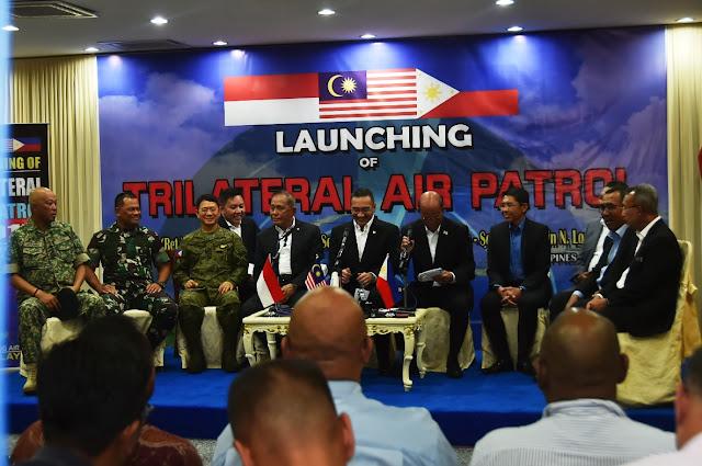 Panglima TNI Hadiri Launching TAP Indomalphi di Malaysia