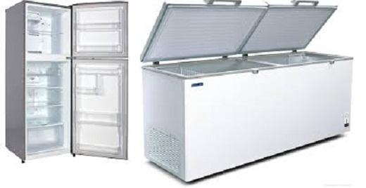 perbedaan kulkas vs freezer