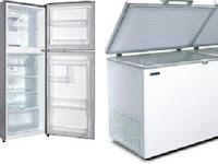 Begini Lho Perbedaan Kulkas dan Freezer