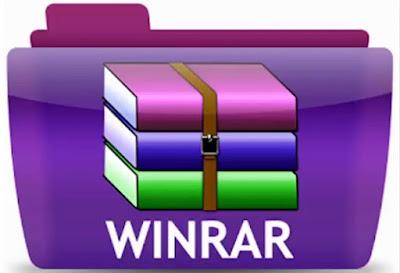ضغط الملفات برنامج winrar