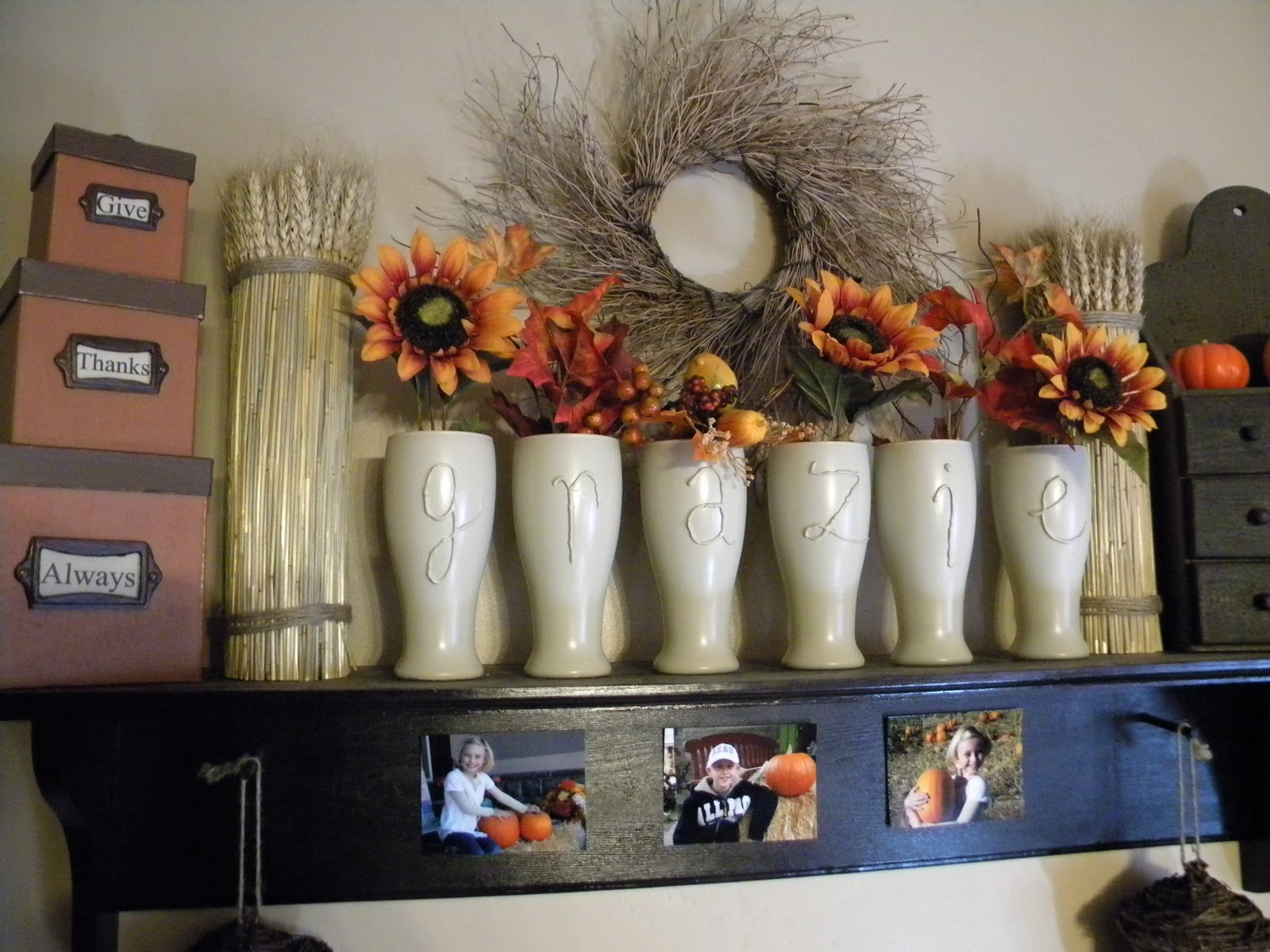Home Decorating Ideas For Autumn