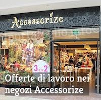 offerte di lavoro accessorize
