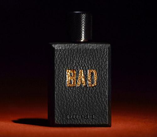 Diesel Bad perfume hombre