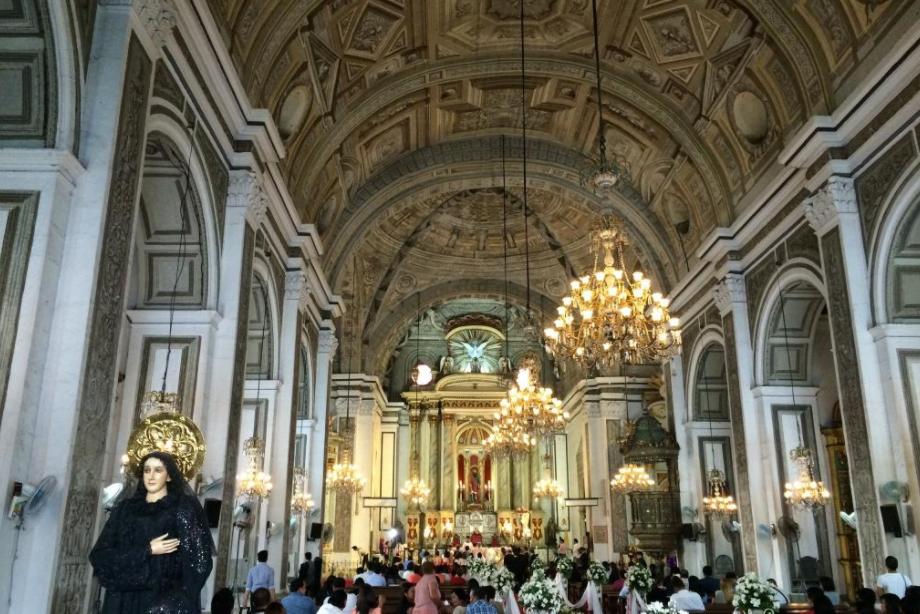 San Agustin Church Intramuros