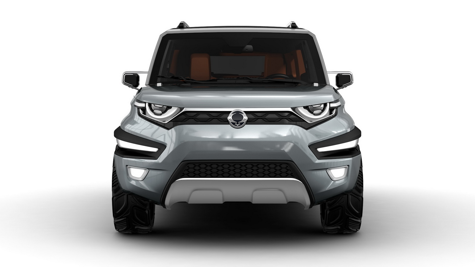SsangYong Korando To Get Electric Variant With 300 Km Range