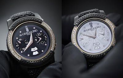 Samsung and de GRISOGONO Partnered for Luxurious Gear S2