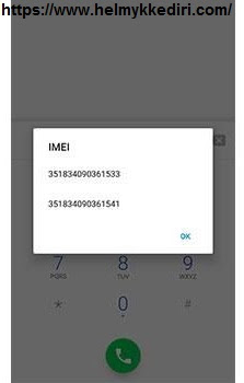 Kode rahasia pada smartphonea