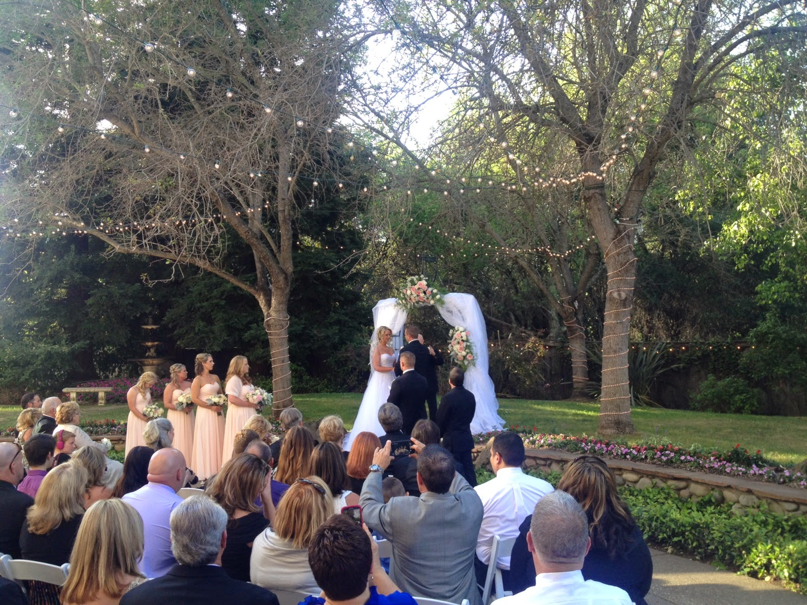 Lovely Wedding At Lake Natoma Inn With Wendy Dustin Tobin Congratulations