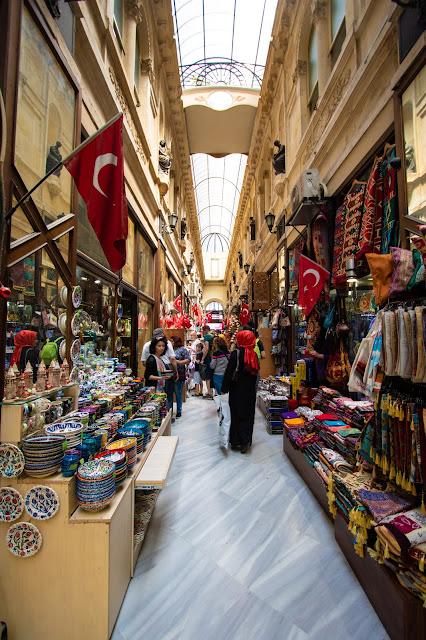 Avrupa pasaji-Istanbul