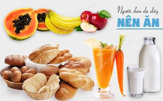 Thức ăn tốt cho người đau dạ dày là cực quan trọng
