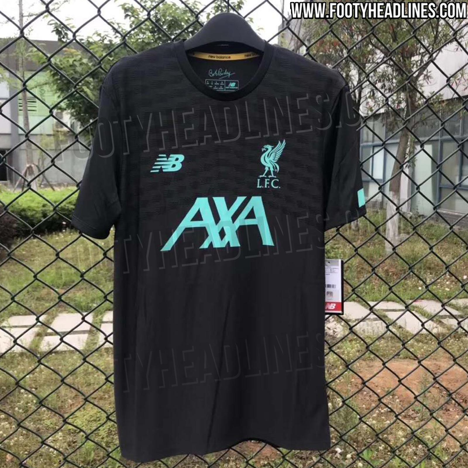 premium selection 7b284 5ce3f Liverpool 19-20 Away & Third Pre-Match Jerseys + Anthem ...