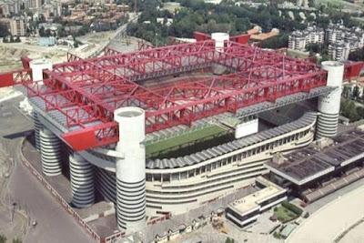 Estadio Giuseppe Meazza o San Siro