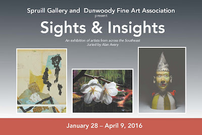 Exhibit Annoucement: Sights & Insights