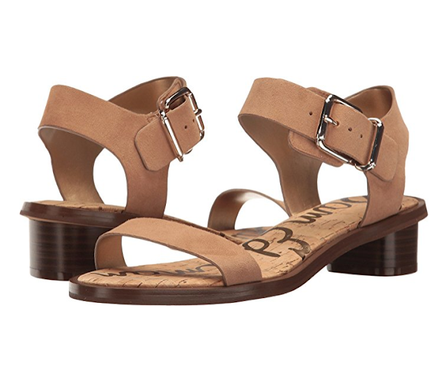 Amazon: Sam Edelman Trina Sandals only $30 (reg $120) + Free Shipping!