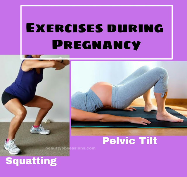 Easy Exercises to do during Pregnancy ...