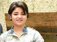 Zaira Wasim Beautiful