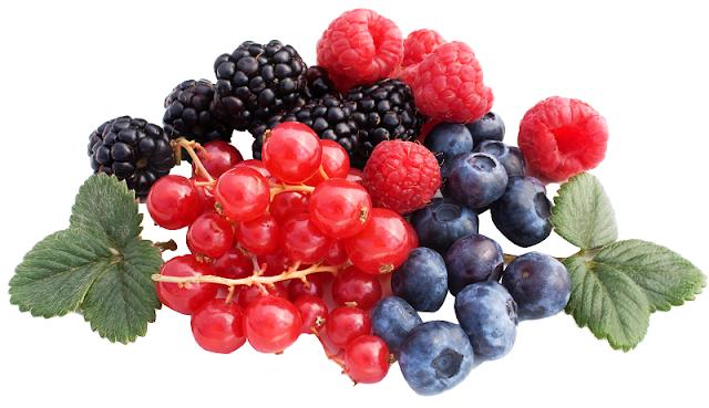 As 8 bagas mais saudáveis que você pode comer