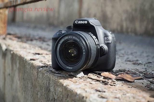 máy ảnh, giam gia, dslr