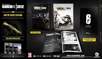 PreOrder now Tom Clancy's Rainbow Six Siege