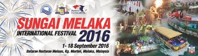 Melaka, Sungai, Festival, Vacation