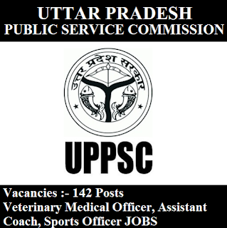 Uttar Pradesh Public Service Commission, UPPSC, UP, Uttar Pradesh, Coach, MO, Medical Officer, Sports Officer, Graduation, freejobalert, Sarkari Naukri, Latest Jobs, uppsc logo